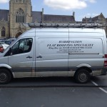 harrington van, flat roofing